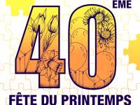 40ème fête du printemps au Parc Gourgas